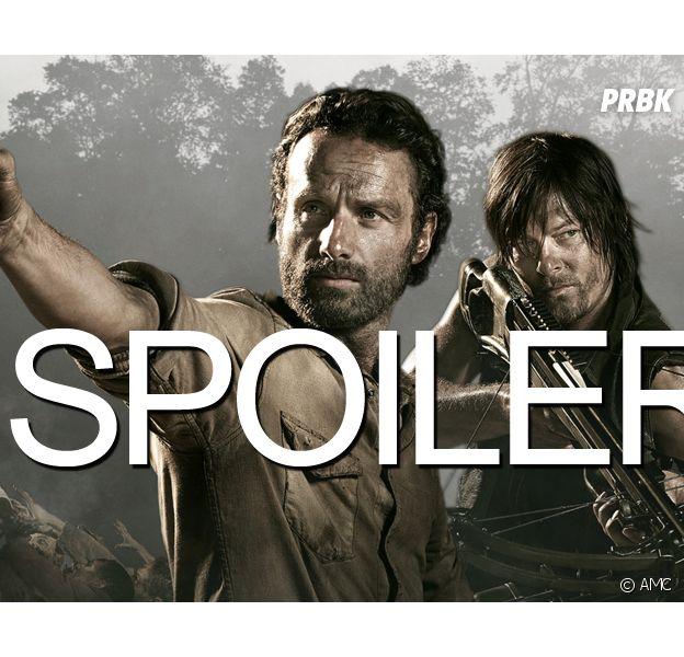 The Walking Dead saison 7 : même les acteurs sont dans le flou