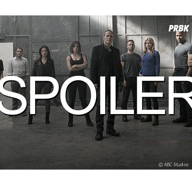 Les Agents du SHIELD saison 3 : les premières images et infos sur la suite de la série