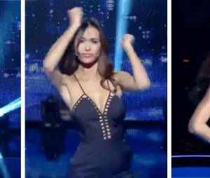 Leila Ben Khalifa ultra sexy dans Vendredi tout est permis