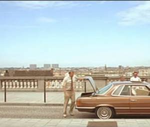 Dikkenek : la voiture Mercedes de Claudy Focan aux enchères