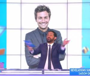 Danse avec les stars 7 : Cyril Hanouna évoque les premiers candidats pressentis dans TPMP le 14 avril 2016 sur D8
