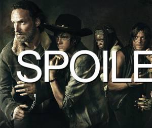 The Walking Dead saison 6 : Lauren Cohan dévoile un secret sur le dernier épisode