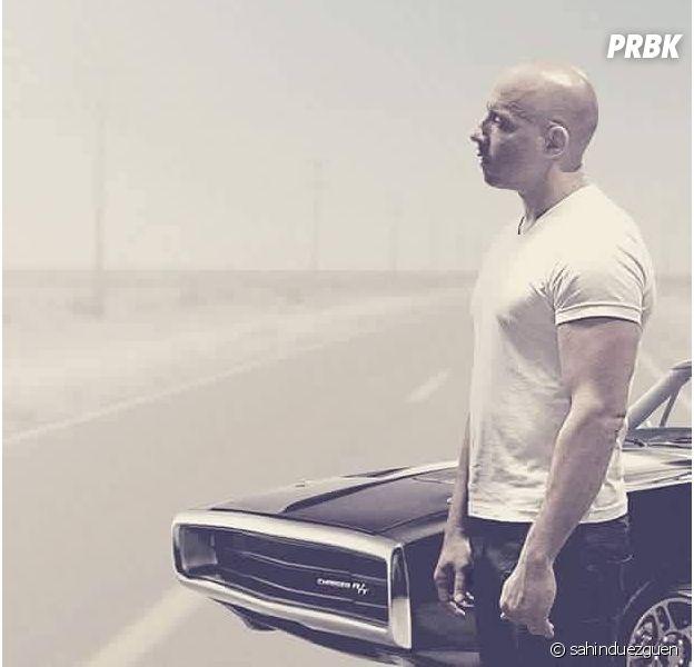 Fast and Furious 8 : Vin Diesel dévoile une (fausse) affiche du film