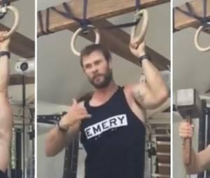 Captain America Civil War : Chris Hemsworth pas content de l'absence de Thor