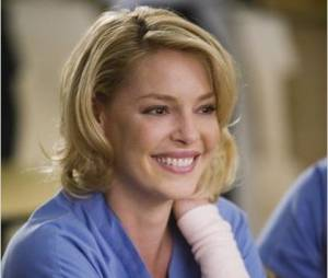 Katherine Heigl dans Grey's Anatomy