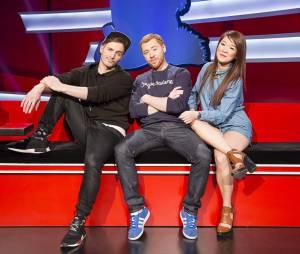 Marie Palot, JB Goupil et Jimmy fait l'con animeront Ridiculous Made in France à partir du 5 mai prochain sur MTV.