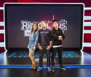 Marie Palot, JB Goupil et Jimmy fait l'con : trio de choc sur MTV pour la nouvelle émission Ridiculous Made in France.