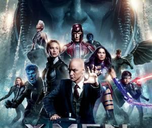 X-Men Apocalypse : l'affiche du film