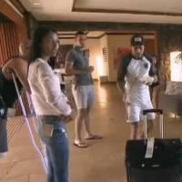 Nehuda (Les Anges 8) quitte l'aventure, Ricardo fond en larmes