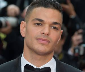 Hatem Ben Arfa au Festival de Cannes le 16 mai 2016