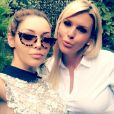Nabilla Benattia et Amélie Neten se retrouvent sur Snapchat