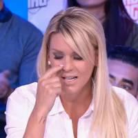 Amélie Neten en larmes dans le Mad Mag en évoquant le cancer de sa soeur