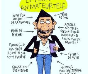 La caricature de Cyril Hanouna dévoilée par JoeyStarr