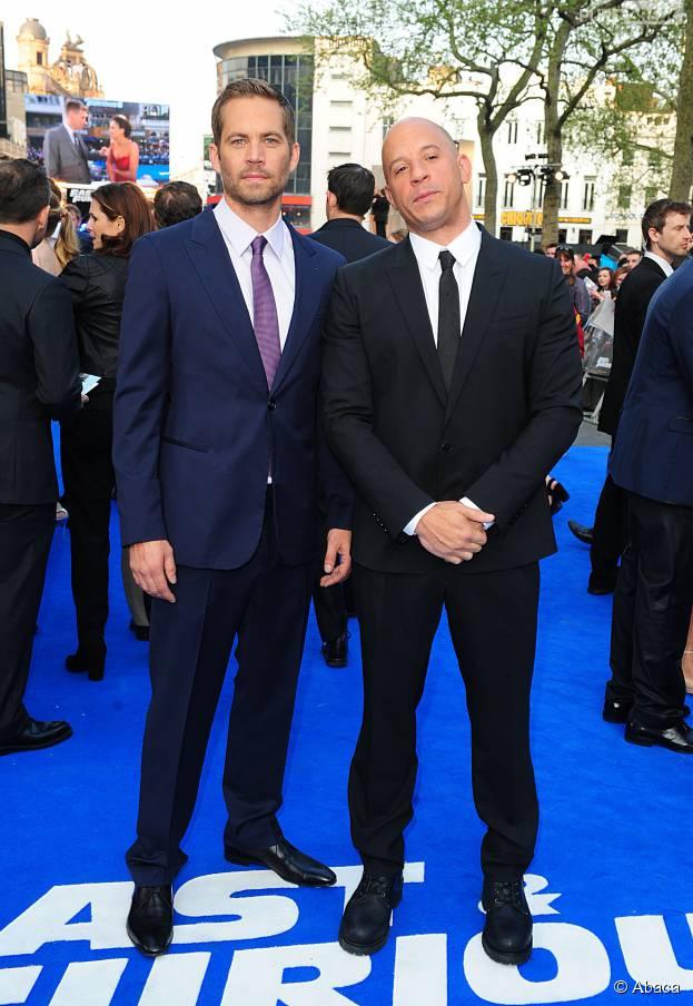 Paul Walker : nouvel hommage de Vin Diesel (Fast and Furious 8) sur Instagram