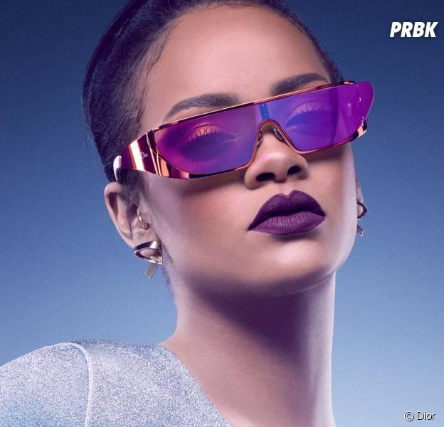 Rihanna x Dior, la collection de lunettes de soleil futuriste.