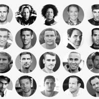 David Beckham, Camille Lacourt, Rafael Nadal... Élisez le sportif à adopter !