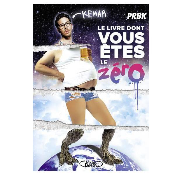 """Kemar dévoile son propre livre : """"Le livre dont vous êtes le zéro"""""""