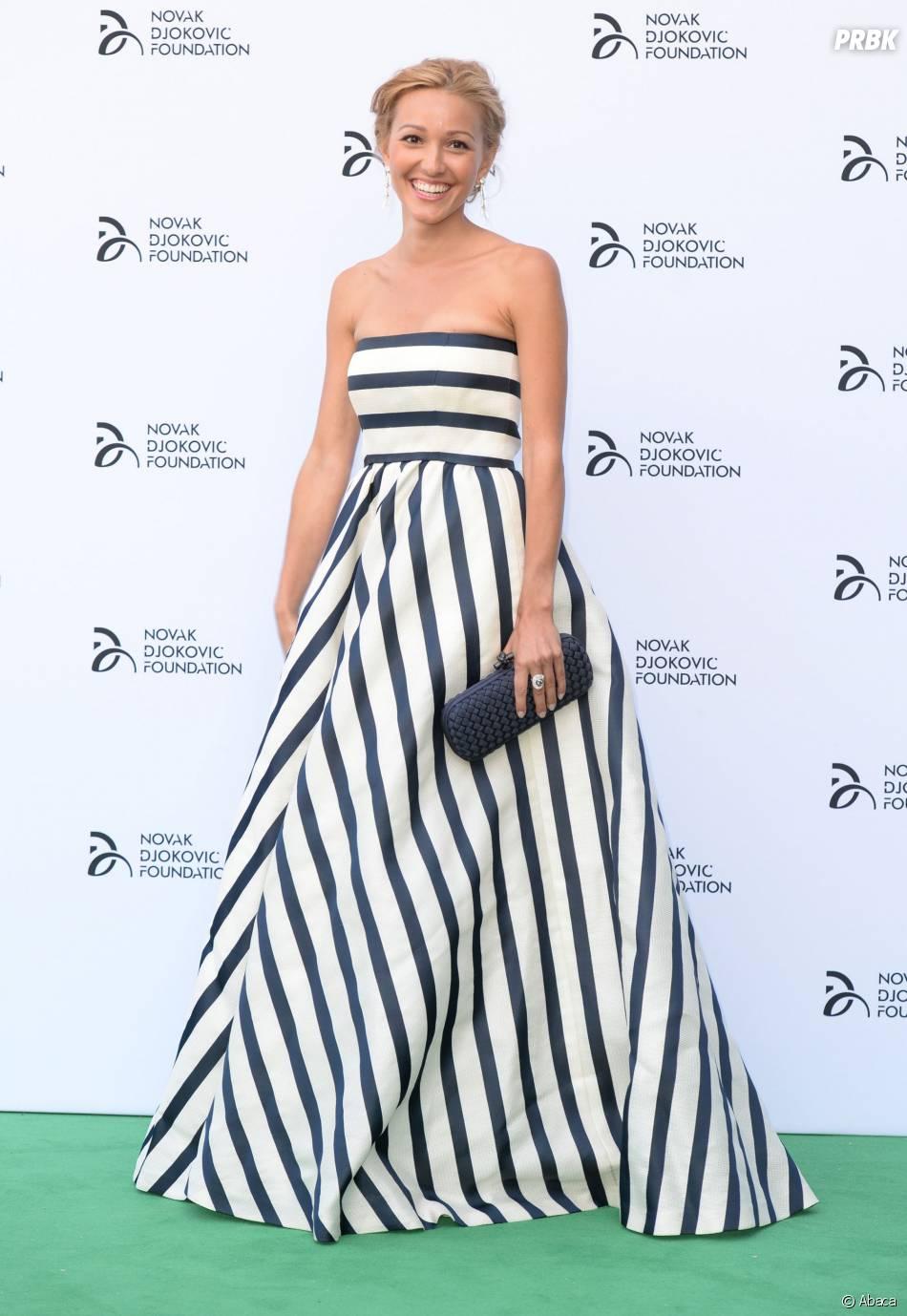 Novak Djokovic : sa sublime femme Jelena Ristic