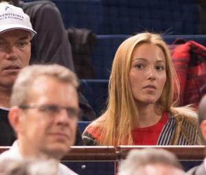 Novak Djokovic : sa femme Jelena Ristic dans les tribunes