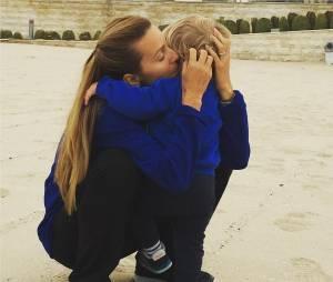 Novak Djokovic : sa femme Jelena Ristic et leur fils Stefan sur une photo Instagram