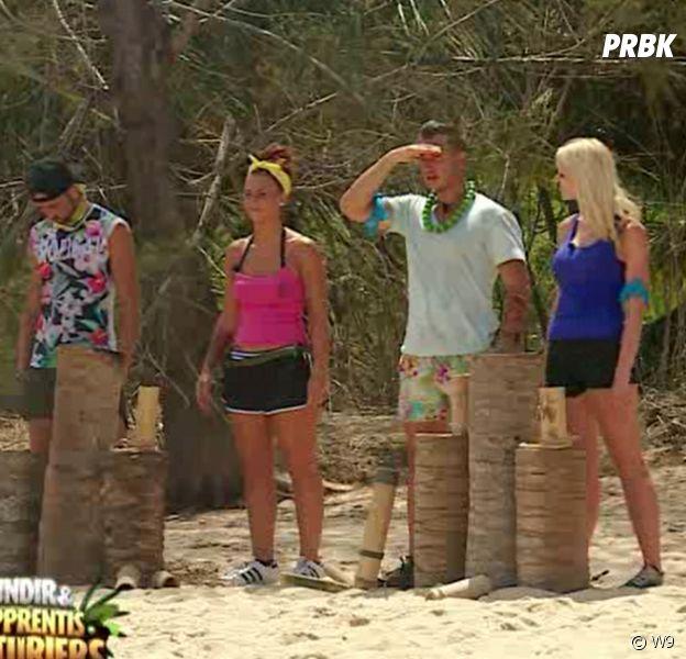 Manon (Moundir et les apprentis aventuriers), Julien, Greg et Elodie se vengent, Evy et JC se clashent !