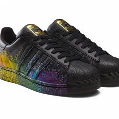 Adidas : des Stan Smith et des Superstar au couleurs de la Gay Pride