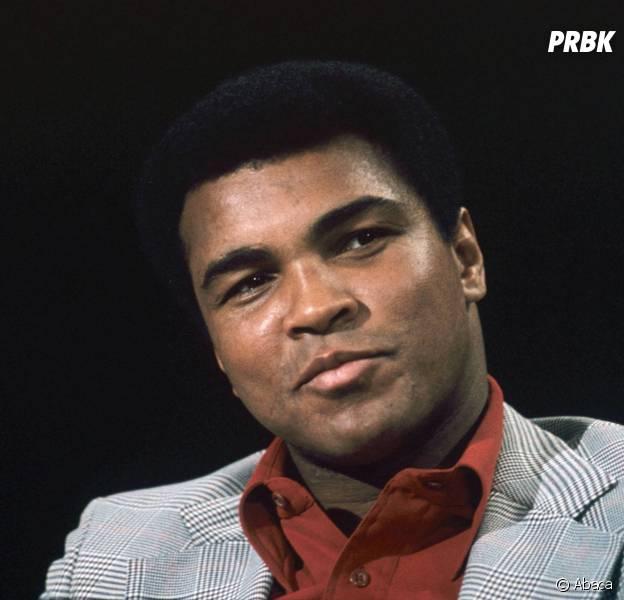 Mohamed Ali est décédé à l'âge de 74 ans le 4 juin 2016