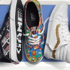 Nintendo : la collection VANS Mario est disponible