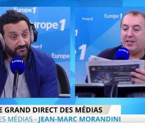 Cyril Hanouna dans Le Grand Direct des médias