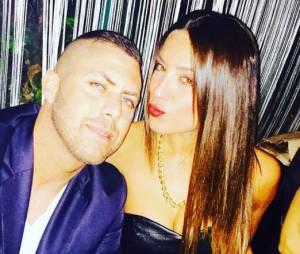Si Jérémy Ménez a officialisé sa relation avec Francesca Cecati, Emilie Nef Naf l'a fait avec Bruno Cerella