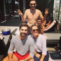 """Kendji Girac et Marine Boudou (Les Princes de l'Amour 2) : le """"💋"""" qui affole les fans sur Instagram"""