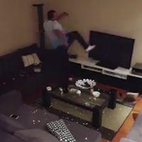 Euro 2016 : sa femme éteint la télé en plein match, il pète un plomb