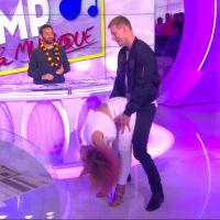 Matthieu Delormeau dévoile la culotte d'Isabelle Morini Bosc, Enora Malagré offre un twerk bouillant