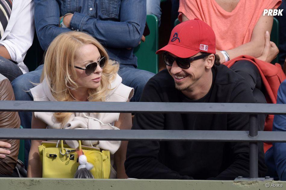 Zlatan Ibrahimovic et Helena Seger se sont rencontrés en 2002 et ont deux enfants