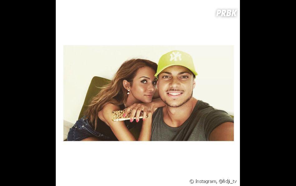 Fidji en couple avec Florian Roche sur le tournage des Marseillais & Les Ch'tis VS le reste du Monde ?