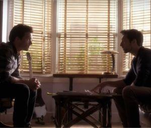 Pretty Little Liars saison 7 : Ezra face à Liam dans un extrait de l'épisode 2
