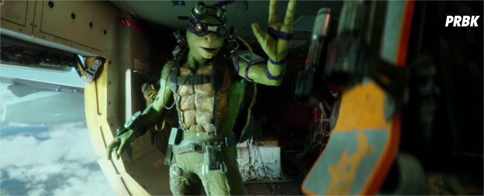 Ninja Turtles 2 : nouvel extrait du film