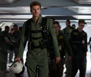 Independence Day 2 : Liam Hemsworth sur une photo du film