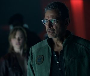 Independence Day 2 : Jeff Goldblum sur une photo du film