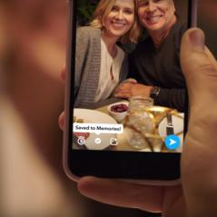 Snapchat, la fin de l'éphémère ? Sauvegardez vos Snaps et stories grâce à Memories ! 🎞