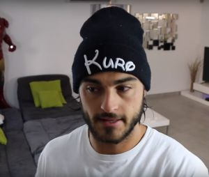 Thibault Kuro (Les Anges 8) cartonne grâce à sa vidéo sur Pokémon Go !