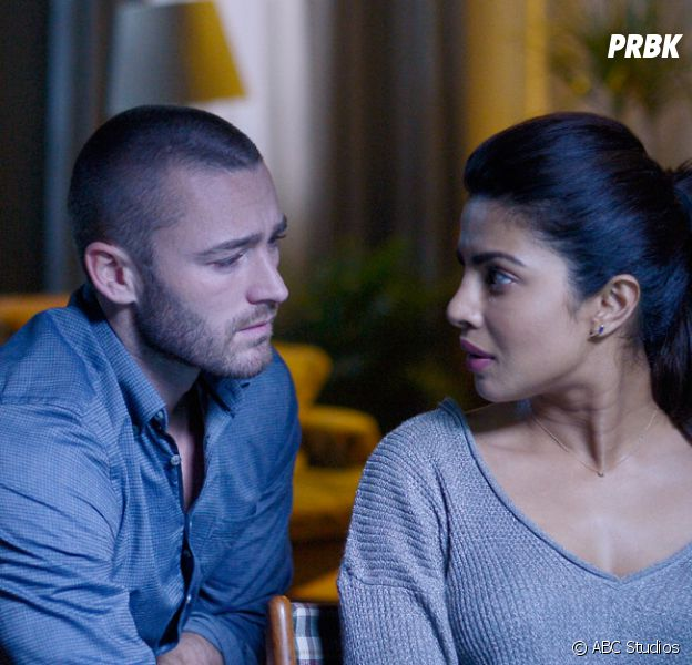 Quantico saison 1 : Priyanka Chopra donne son avis sur Alex et Ryan