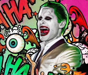 Jared Leto est : le Joker