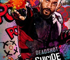 Will Smith est Deadshot