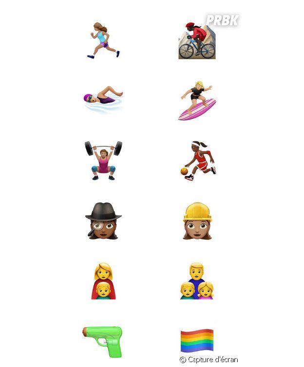 Apple : Une centaine de nouveaux emojis vont faire leur apparition d'ici septembre sur iOS 10