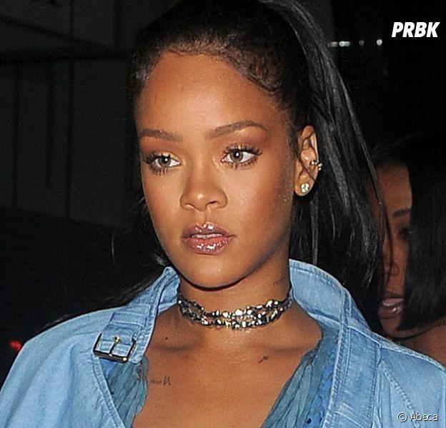Rihanna bientôt à l'affiche d'Ocean's Eight aux côtés de Sandra Bullock ?