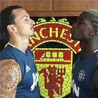 Paul Pogba et Zlatan Ibrahimovic se chambrent en vidéo et c'est délirant
