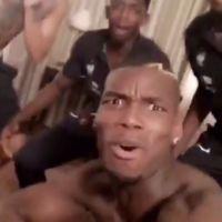 Paul Pogba déjà chaud pour France-Italie, il rappe et danse avec les Bleus sur Instagram