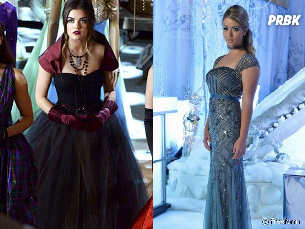 Pretty Little Liars saison 7 : Aria en reine noire ?