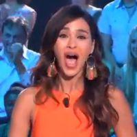 Leila Ben Khalifa : oups, elle balance le secret d'une candidate de Secret Story 10 en direct !